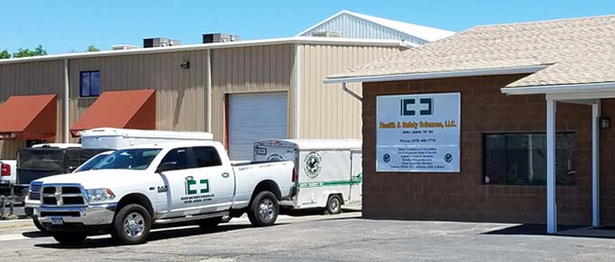 Health and Safety Sciences Grand Junction Office - The Rocky Mountain Division